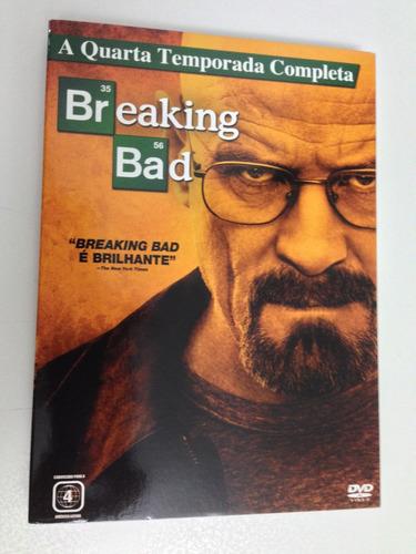 box dvd breaking bad temporada 04