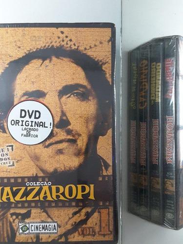box dvd colecao mazzaropi vol 1 original lacrado