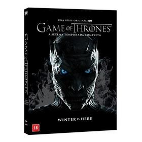 Box Dvd Game Of Thrones 7ª Temporada 5 Dvds Original