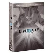 box dvd o vidente the dead zone 3ª temporada completa-3 dvds