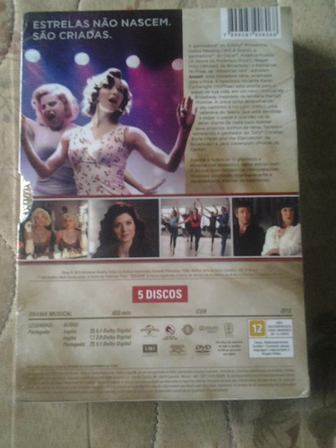 box dvd smash primeira temporada