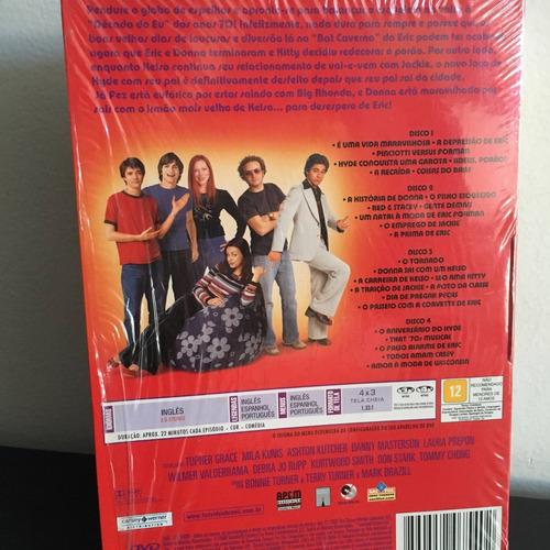 box dvd that 70's show - 4ª quarta temporada completa