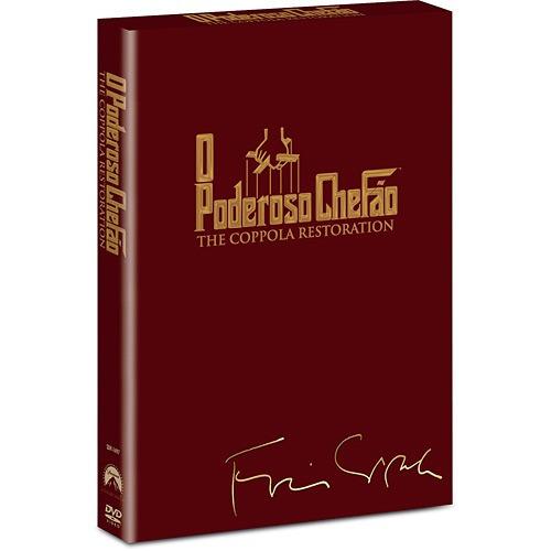 box dvd trilogia o poderoso chefão (3 dvds) compre ja
