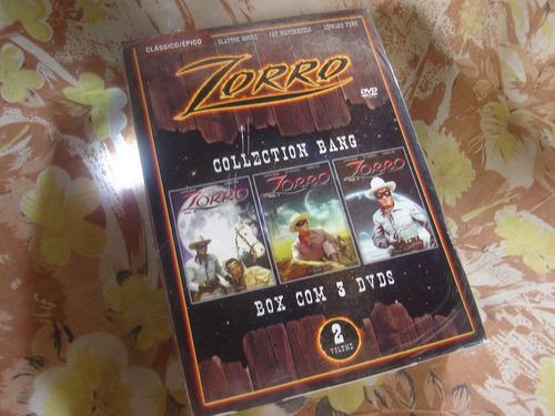 box dvd zorro volume 2 lacrado bang bang the lone ranger