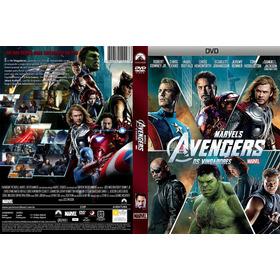 Box Dvds Os Vingadores Os Filmes
