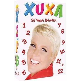 Box Dvds Xspb (original E Lacrado)