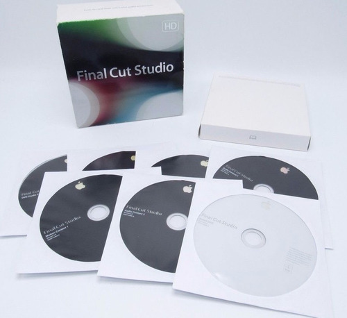 box final cut 7 studio