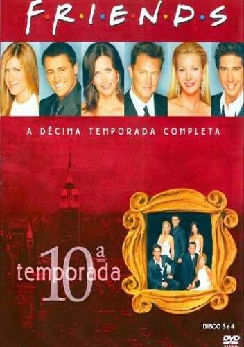 box  friends  10ª temporada completa  seminovo frete grátis