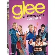 box glee - 2 temporada vol. 2 (4 dvd ) original novo