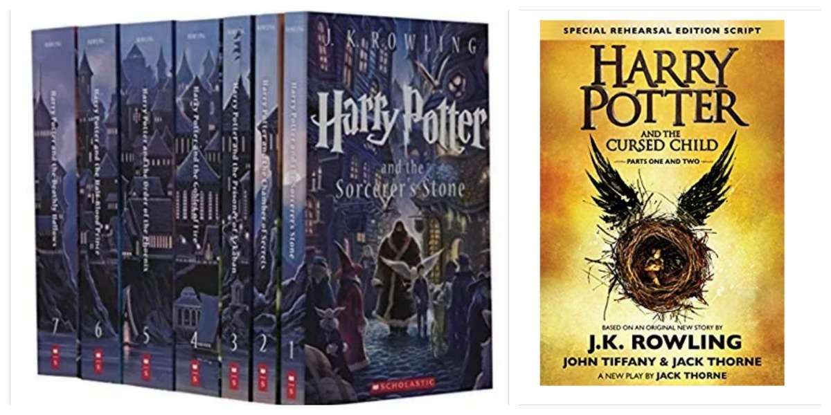 Box Harry Potter Em Ingles The Complete Collection Livro 8