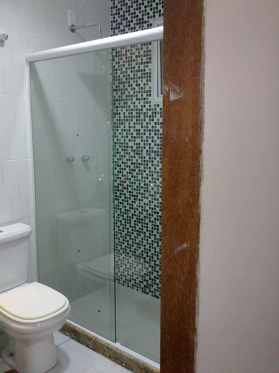 Box Incolor 8mm Super Promoção Vidro Temperadoblindex  R$ 120,00 em Mercado -> Box Para Banheiro Pequeno Mercado Livre