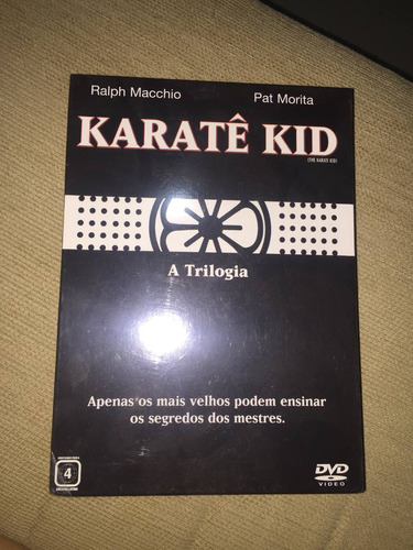 box karate kid - lacrado