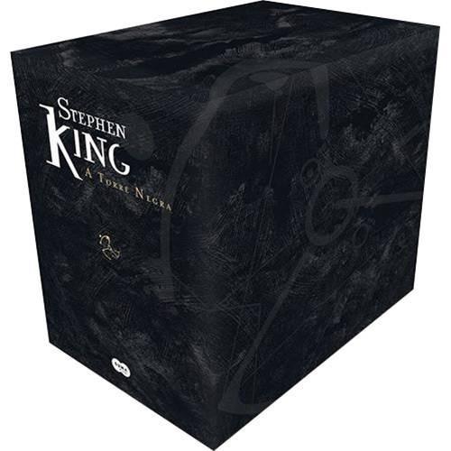 box livros coleção a torre negra - 8 livros !