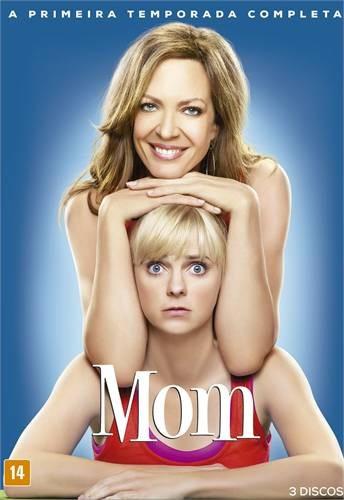 box mom 1ª temporada 3 dvds original lacrado frete grátis