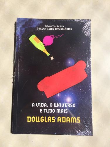Box - O Guia Do Mochileiro Das Galáxias - R$ 200,00 em
