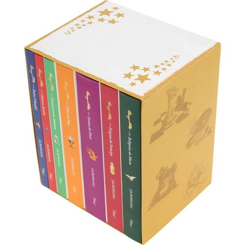 box o mundo mágico de harry potter - 7 livros