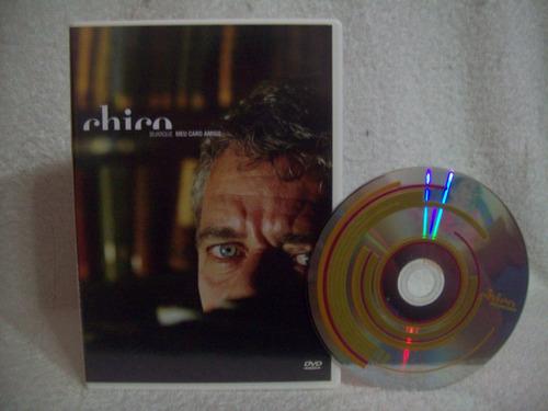 box original com 03 dvds chico buarque- volume 1