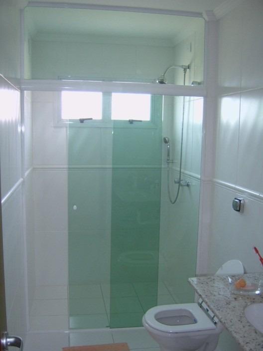 Box P Banheiro, Vidro Temperado 8mm, Incolor  R$ 65,00 em Mercado Livre -> Cuba De Vidro Para Banheiro Curitiba
