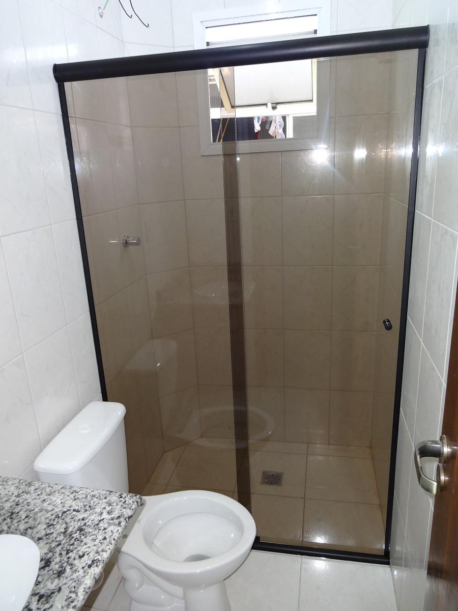Box De Vidro Para Banheiro Sp E Região À Partir De R$65,00m2  R$ 65,00 em Me -> Porta Para Banheiro Pequeno Mercado Livre