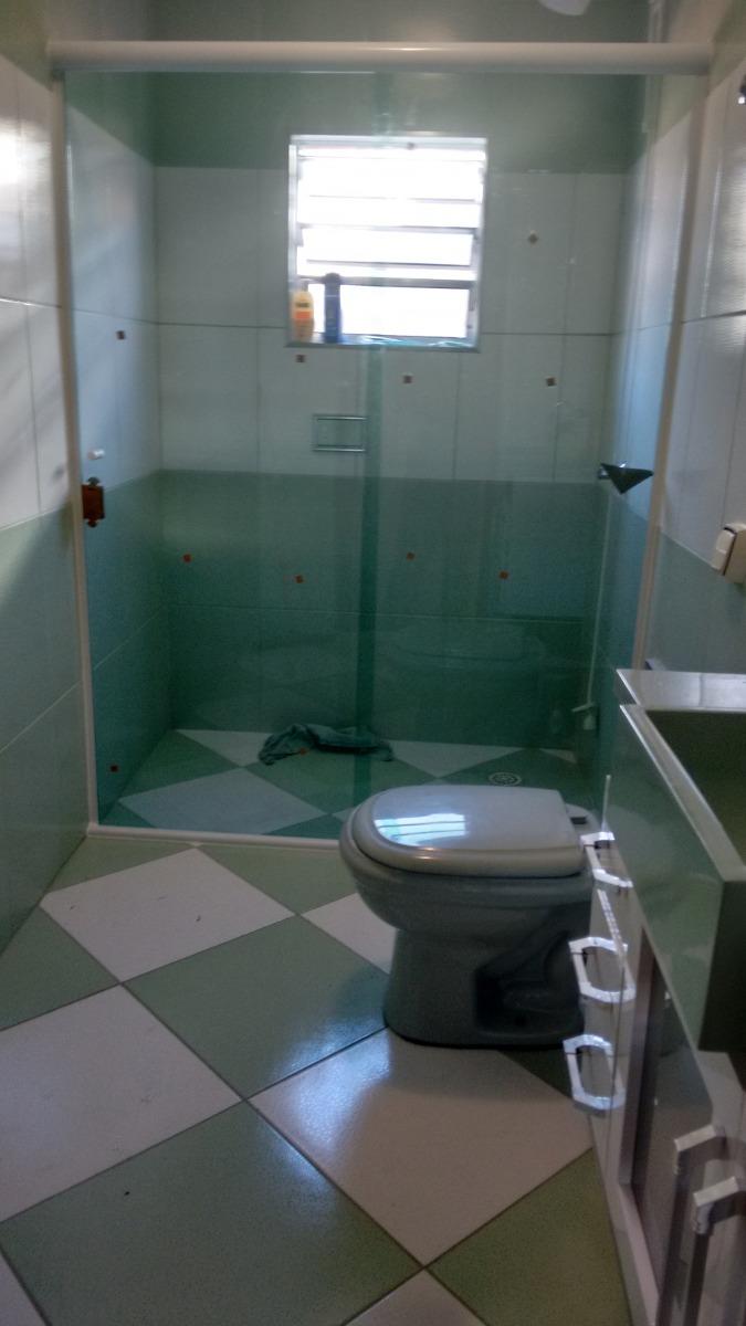 Box Para Banheiro Vidro Temperado Osasco  R$ 65,00 em Mercado Livre -> Box Para Banheiro Pequeno Mercado Livre
