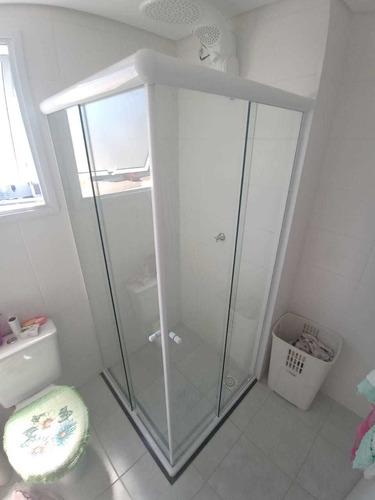 box para banheiro altura padrão