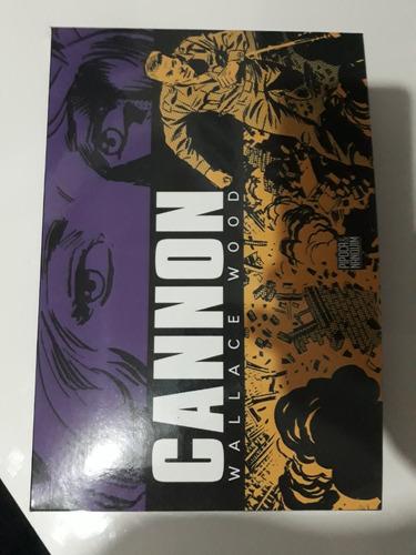 box para hq - cannon (pipoca e nanquim)