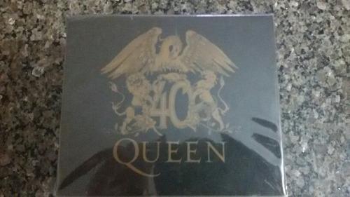 box queen 40 aniversário como novo