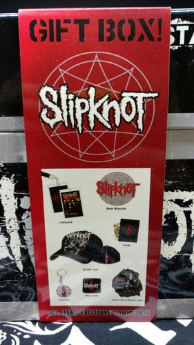 box raro slipknot edição limitada