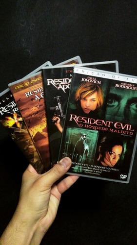 box resident evil
