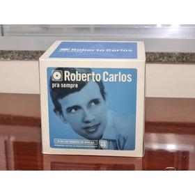 Box Roberto Carlos Pra Sempre - Anos 60 (com 8 Cds)