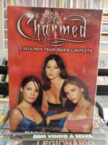 box serie charmed 2ª temporada original lacrado
