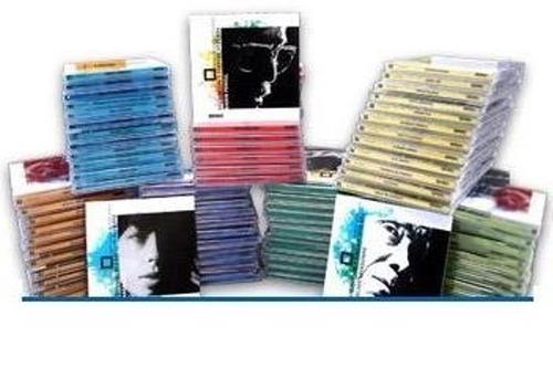 box sesc / ensaio vol. 4 (12 cd) música brasileira do século