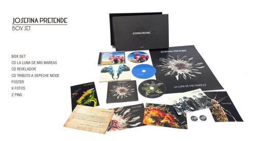 box set josefina pretende edición limitada