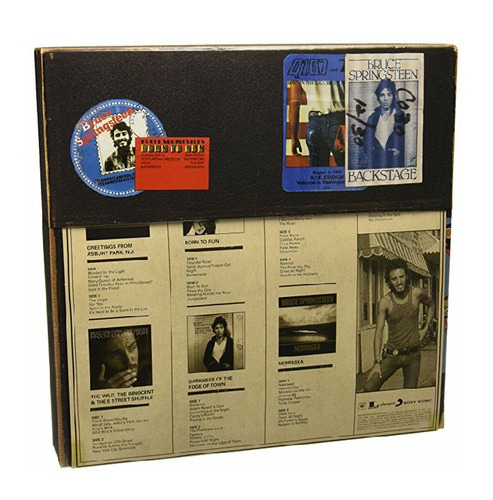box set lp's bruce springsteen