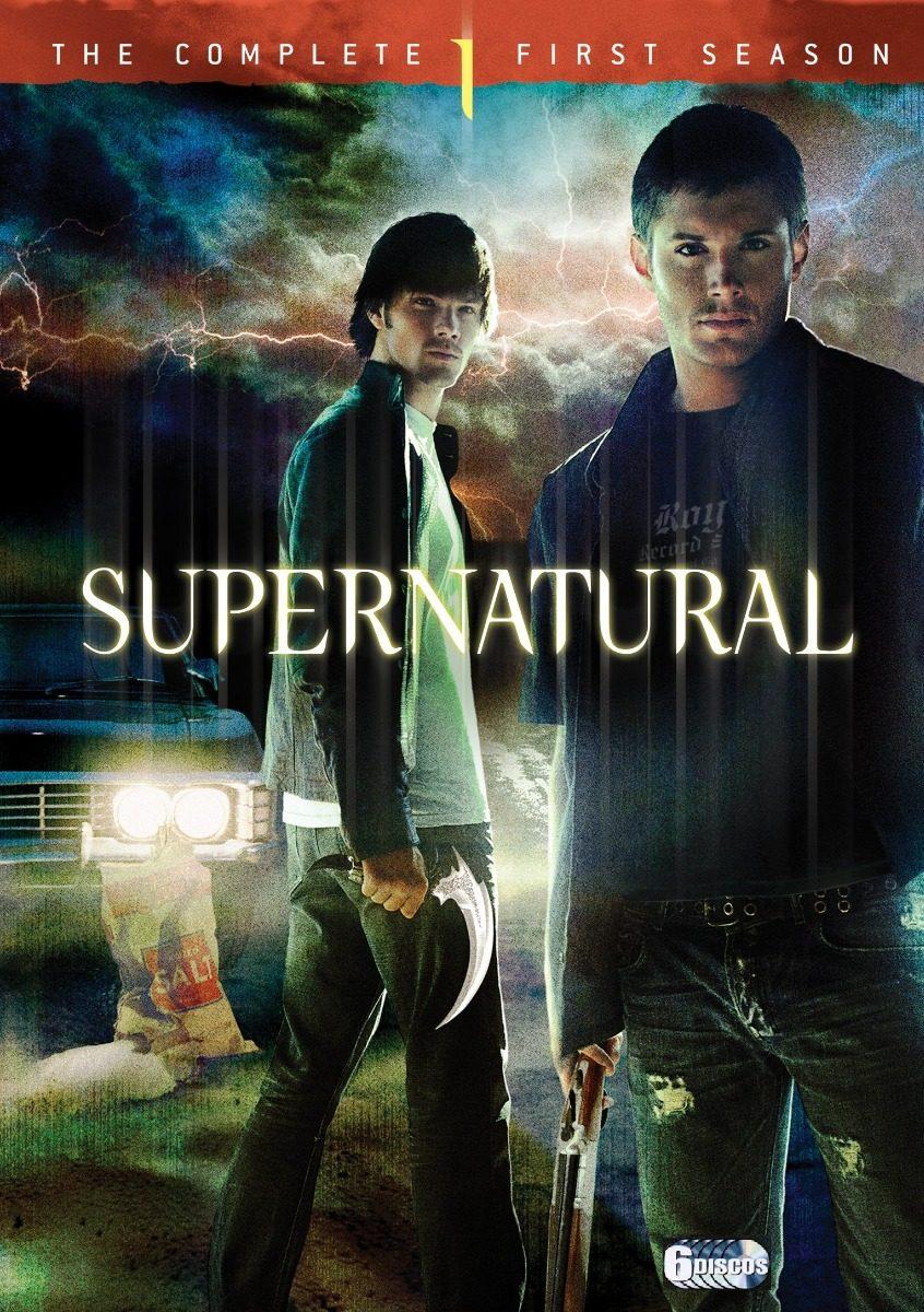 o seriado sobrenatural dublado