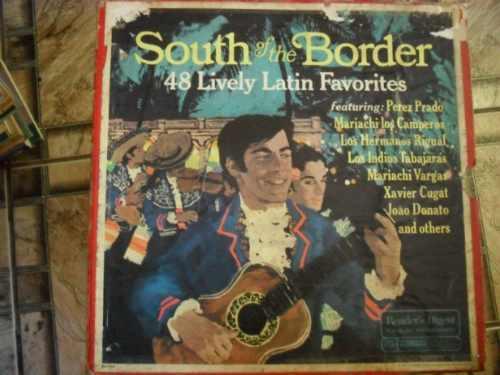 box  south of the border veja mais no anuncio