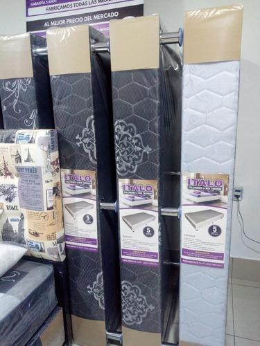 box tarima italo 2 plazas