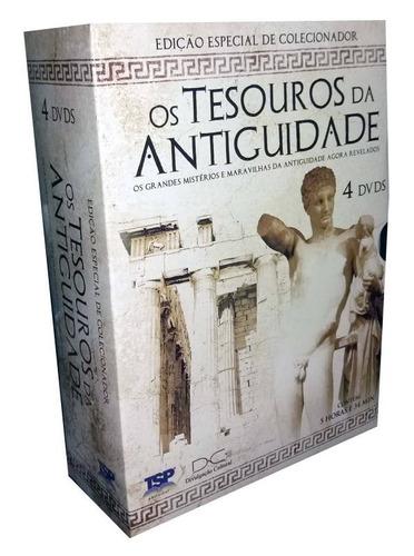 box tesouros da antiguidade