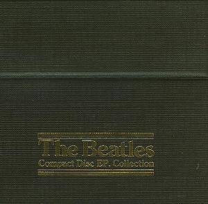 box the beatles- compact disc ep. collection (939939)