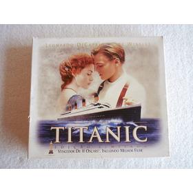 Box Titanic Edição Limitada - 2 Vhs