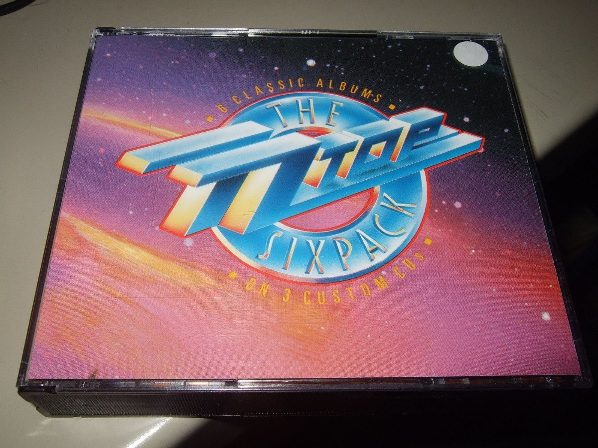The ZZ Top Six Pack