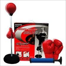 boxe saco punching ball