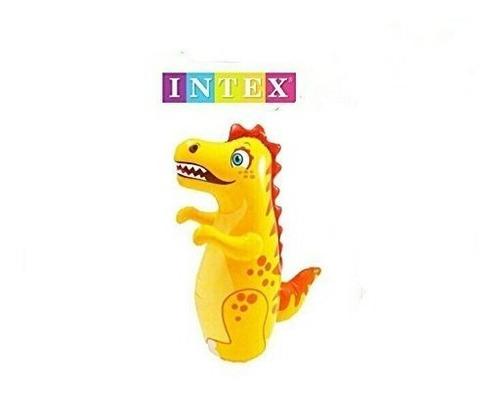 boxeo,juguete 3-d bop bolsa blow up de dinosaurios de ju..
