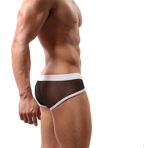 boxer brief truza sexy semitransparente