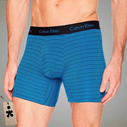 boxer calvin klein largo mediano importado pack 3 unidades
