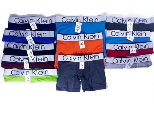 boxer calvn kleiin12/unid  + envio gratis