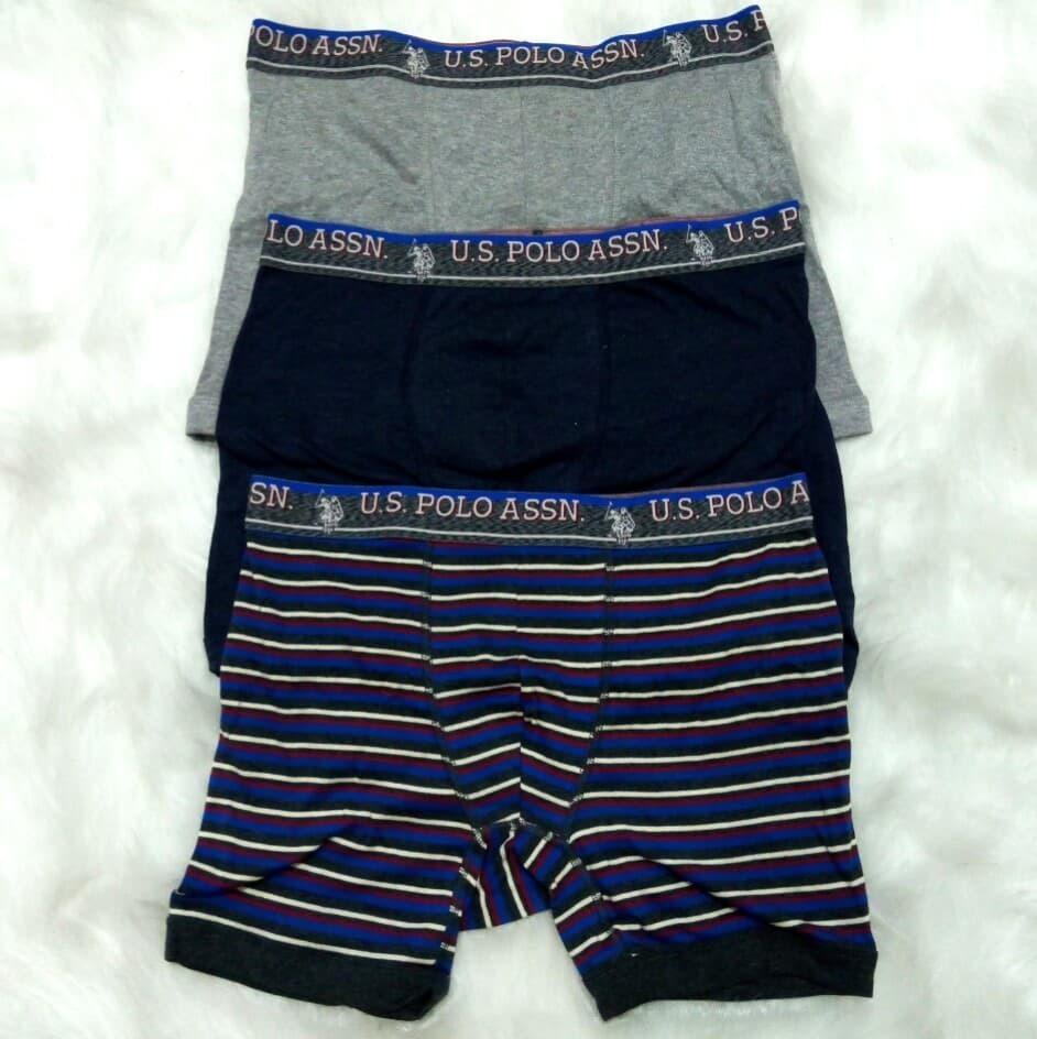 venta minorista c1338 8864e Boxer Calzoncillos Hombre Us Polo Assn Originales Set X 3