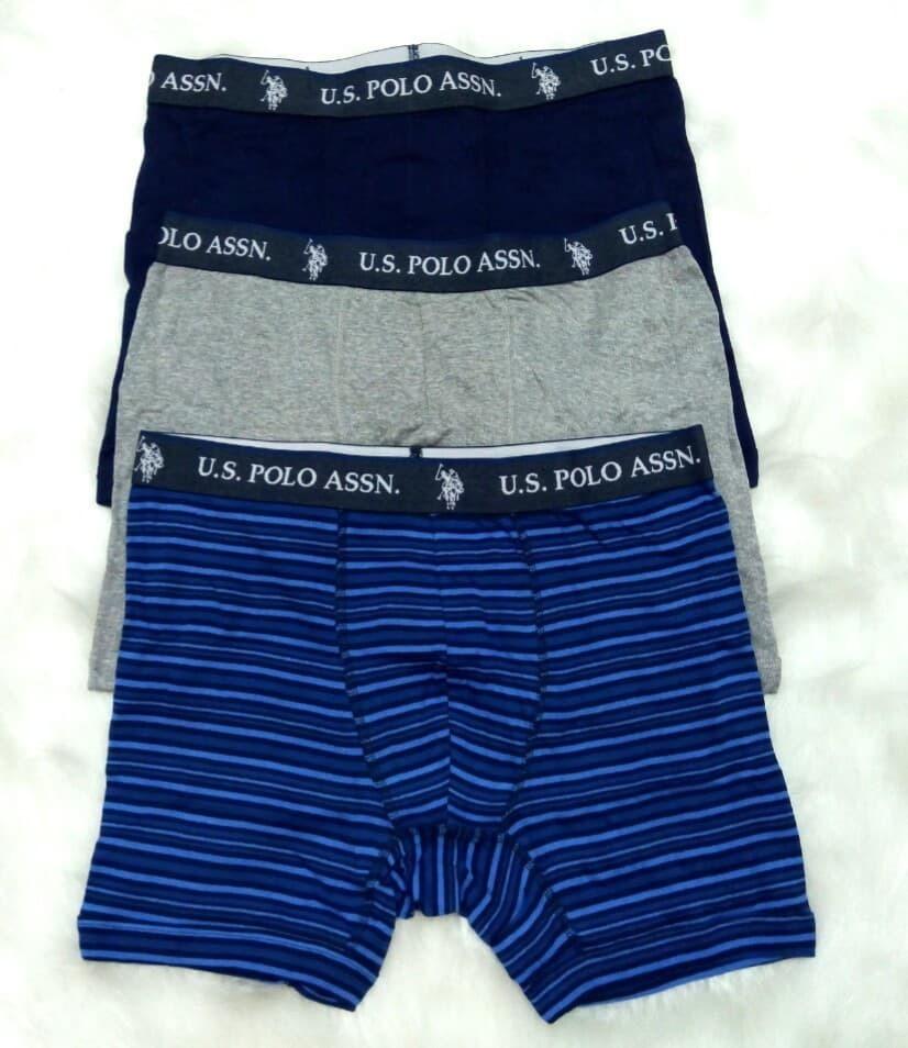 minorista online 14b4c 82f03 Boxer Calzoncillos Us Polo Assn Originales Set X 3