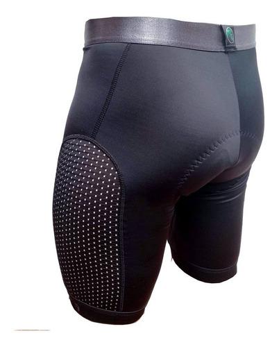 boxer con badana gel 5d bicicleta lycra ciclismo spninning