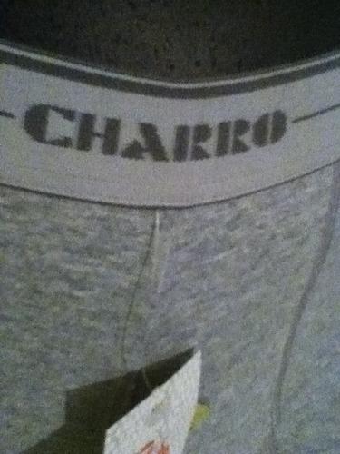 boxer de hombre marca italiana charro